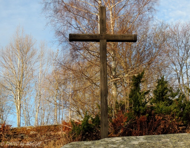 Riddersholm, minnesmärke Estonia